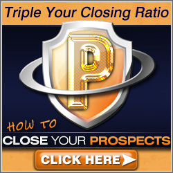 Close Your Prospects Webinar and Members Only Training