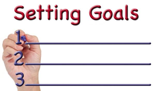Motivation Charts for Setting Goals