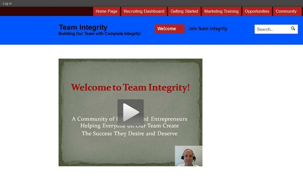 Make Money from Home Has Never Been Better Thanks to Team Integtrity!