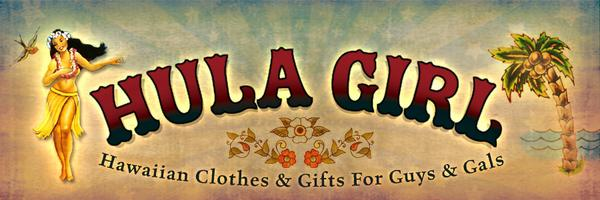 Hawaiian Clothes & Gifts for Guys & Gals