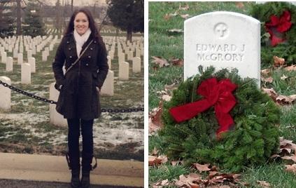 Farr Law Firm Wreaths Across America