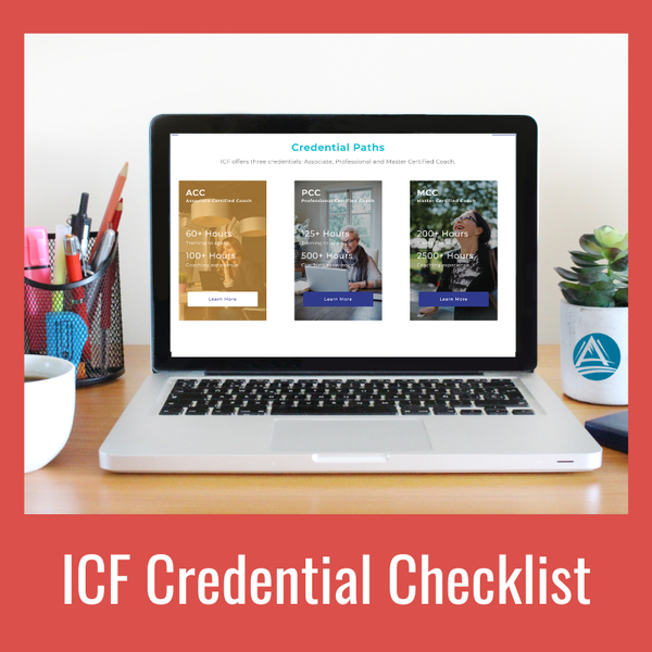 ICF Credential Checklist