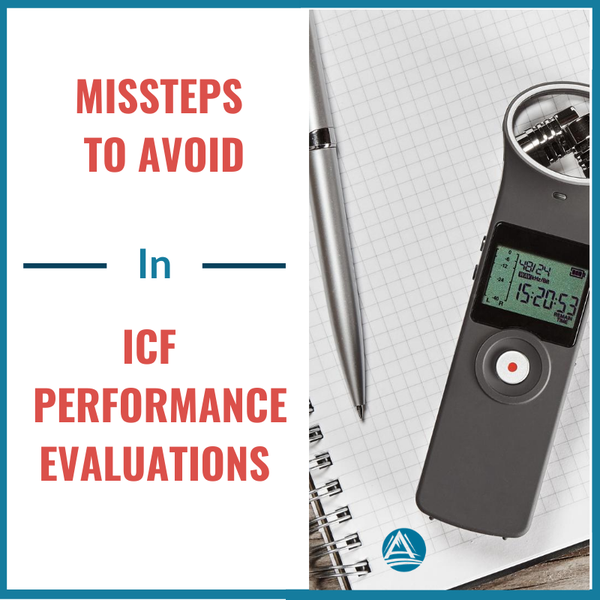 ICF Performance Evaluations
