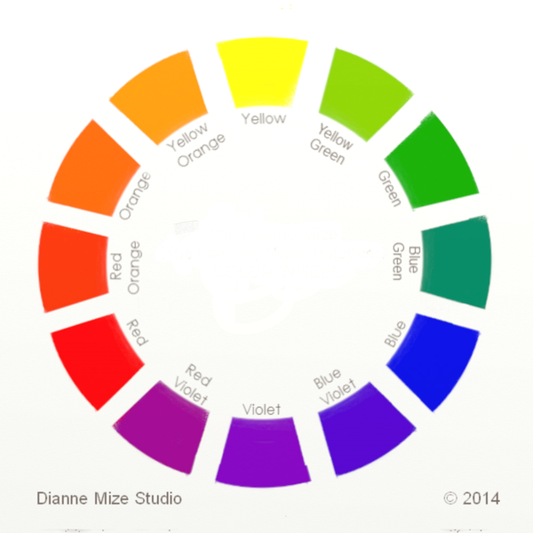 The Color Wheel Was Invented To Help Us Work With Hue We Can Recognize If Call It By Its Name Such As Red Violet Yellow Orange Green