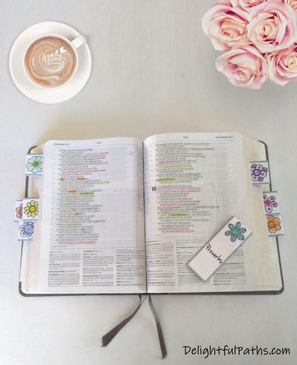 Horner Bible Reading Plan magnetic coloring Bookmarks finished DelightfulPaths.jpg