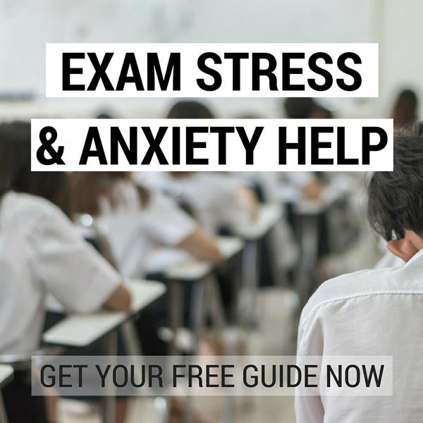 Exam Stress & Anxiety Help