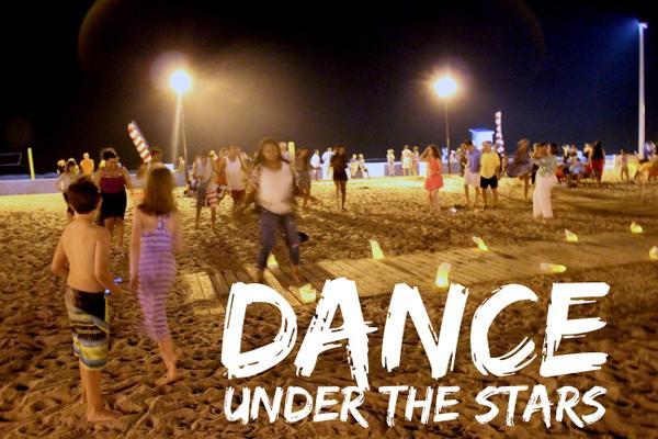 Dance Under The Stars June 2016