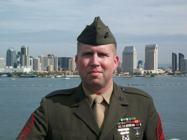 Master Sergeant Scott Pruit