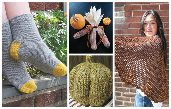 Free patterns from Kraemer Yarns