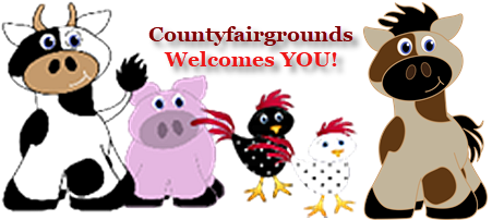 Countyfargrounds Welcomes YOU!