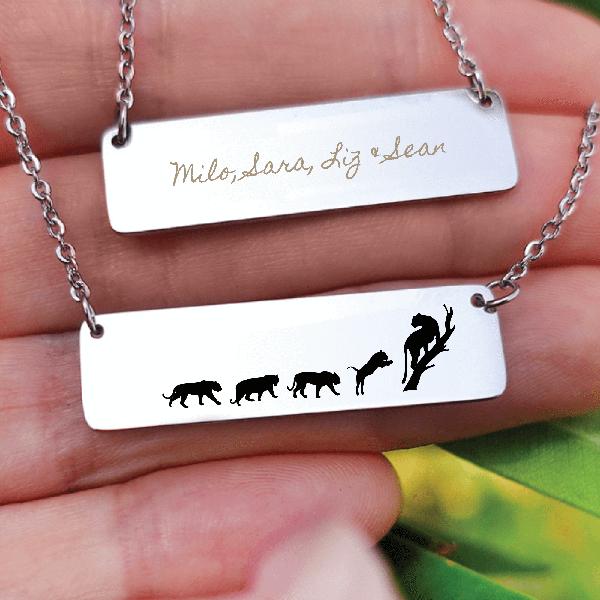 Tiger Mom Necklace