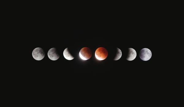 living by the moon phases