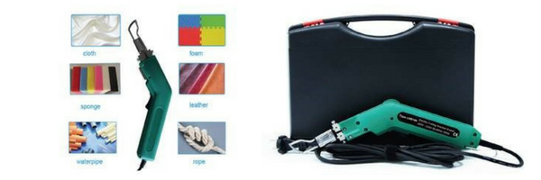 100W/220W Multi-functional Hot Heating Knife Cutter, Rope and Fabric Cutting