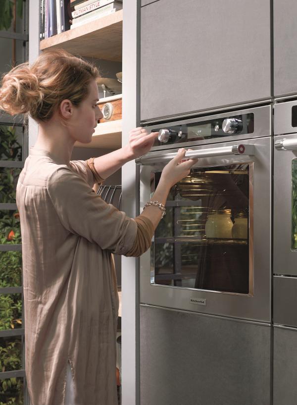 KitchenAid  Steam Pyrolytic Oven
