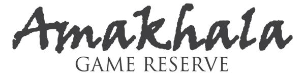 Amakhala Logo