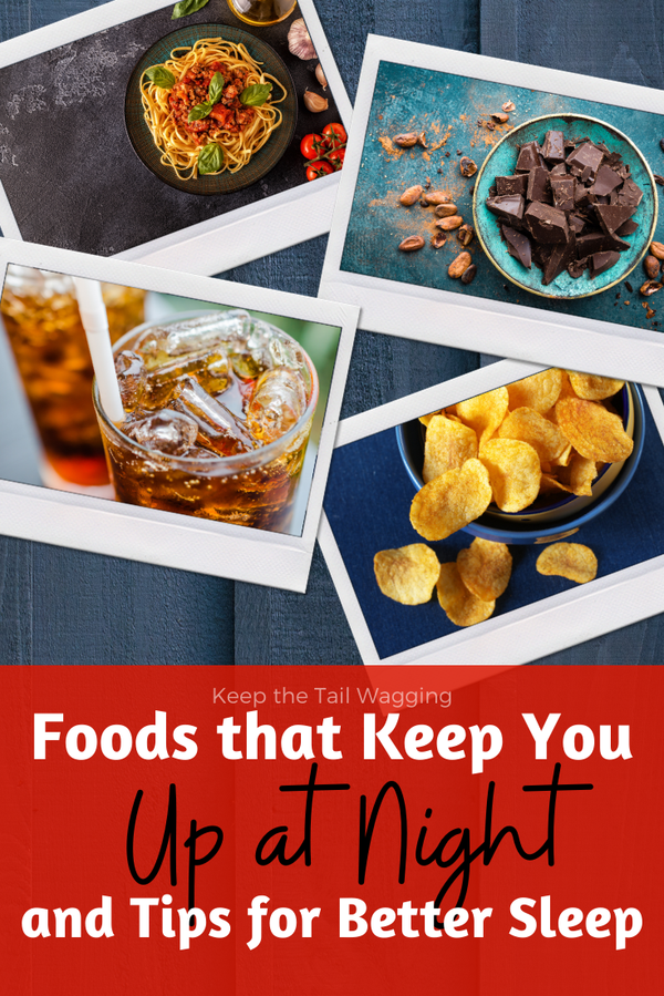 Foods that Keep You Up at Night