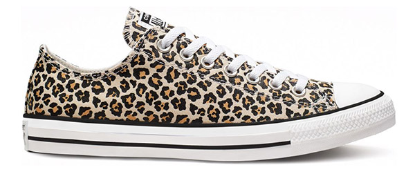 Converse Chuck Taylor All Star Low Top Archive Cheetah Print