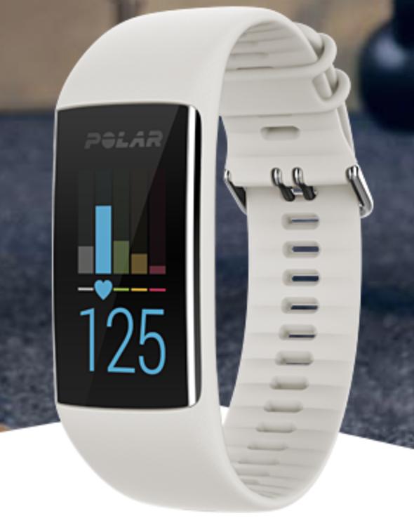 Polar A370 Fitness Tracker also monitors sleep!