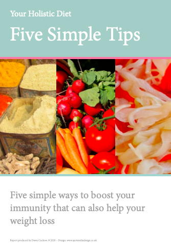 5 simple ways to boost your immunity that can also help your weight loss