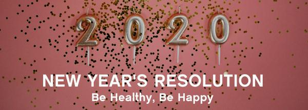 , Happy 2020! 🎉What's Your New Year's Resolution?