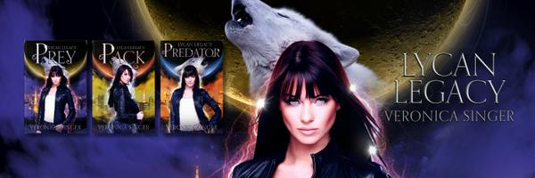 Lycan Legacy by Veronica Singer