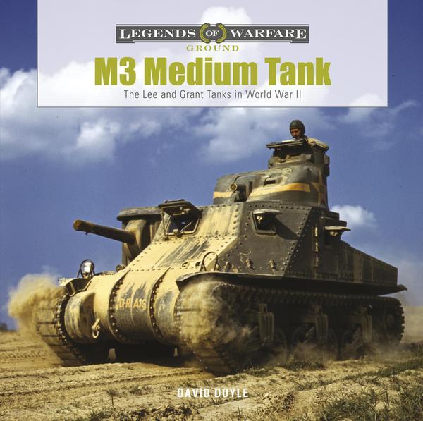 M3 Medium Tank