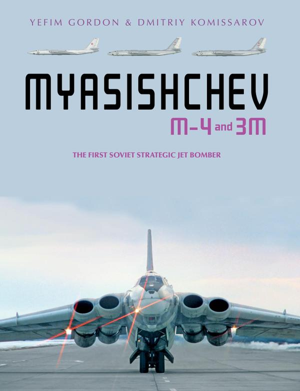Myasishchev M-4 and 3M