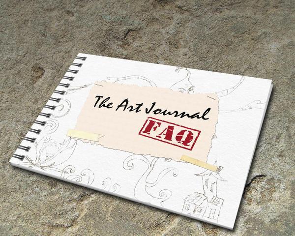 Art Journal FAQ Ebook