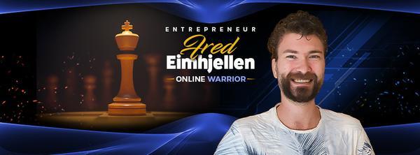 Fred Eimhjellen. I Teach YOU How To Make Money Online