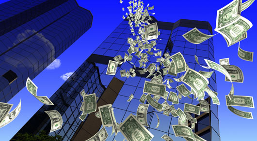 money-falling in front of commercial buildings.jpg