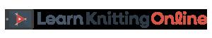 Learn Knitting Online Logo