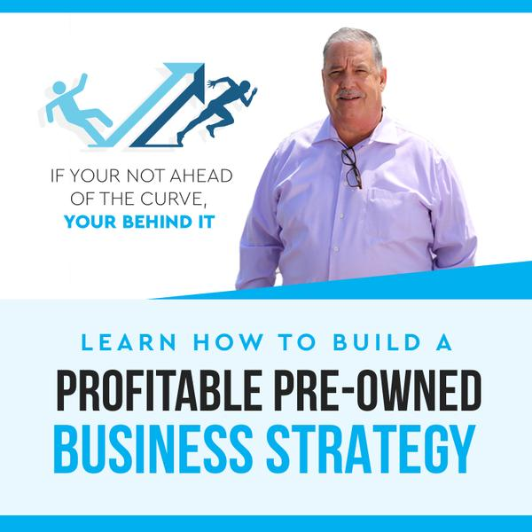 Profitable Pre-Owned Business Strategies