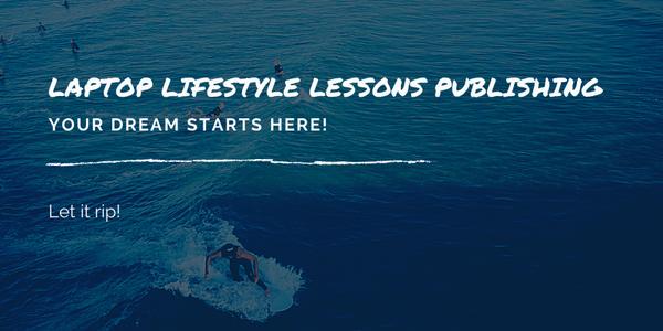 laptop lifestyle lessons publishing