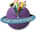 PlanetCreativeStudios Logo