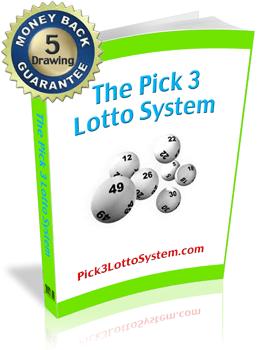Pick 3 Lotto Software – Pick 3 Lotto System