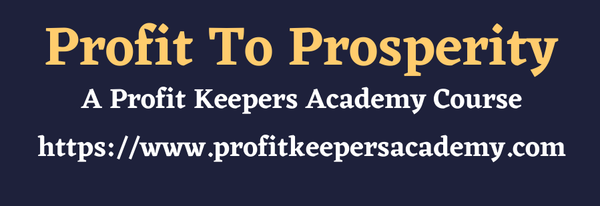 Profit To Prosperity - Cover.png