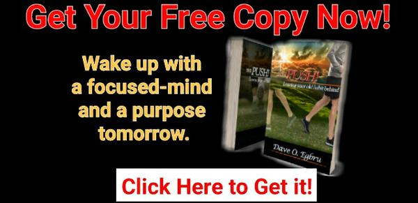 "Get Your Free Copy of ""The Push!"" Now - Limited Offer"