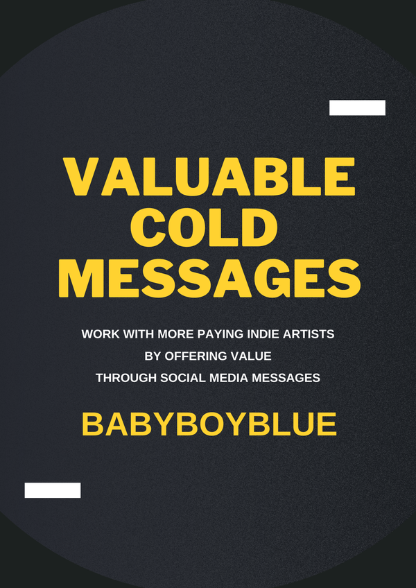 Valuable Cold Messages