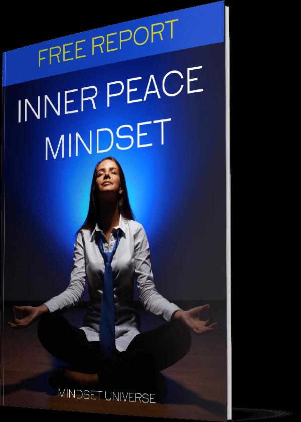 Inner peace Mindset