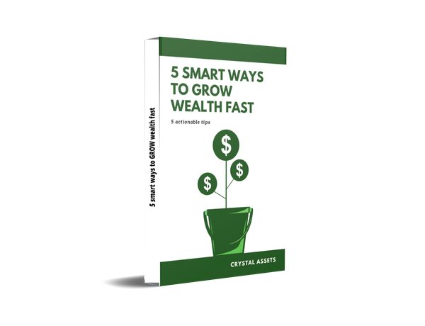 Smart ways to build wealth