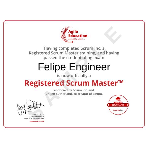 SM Certificate