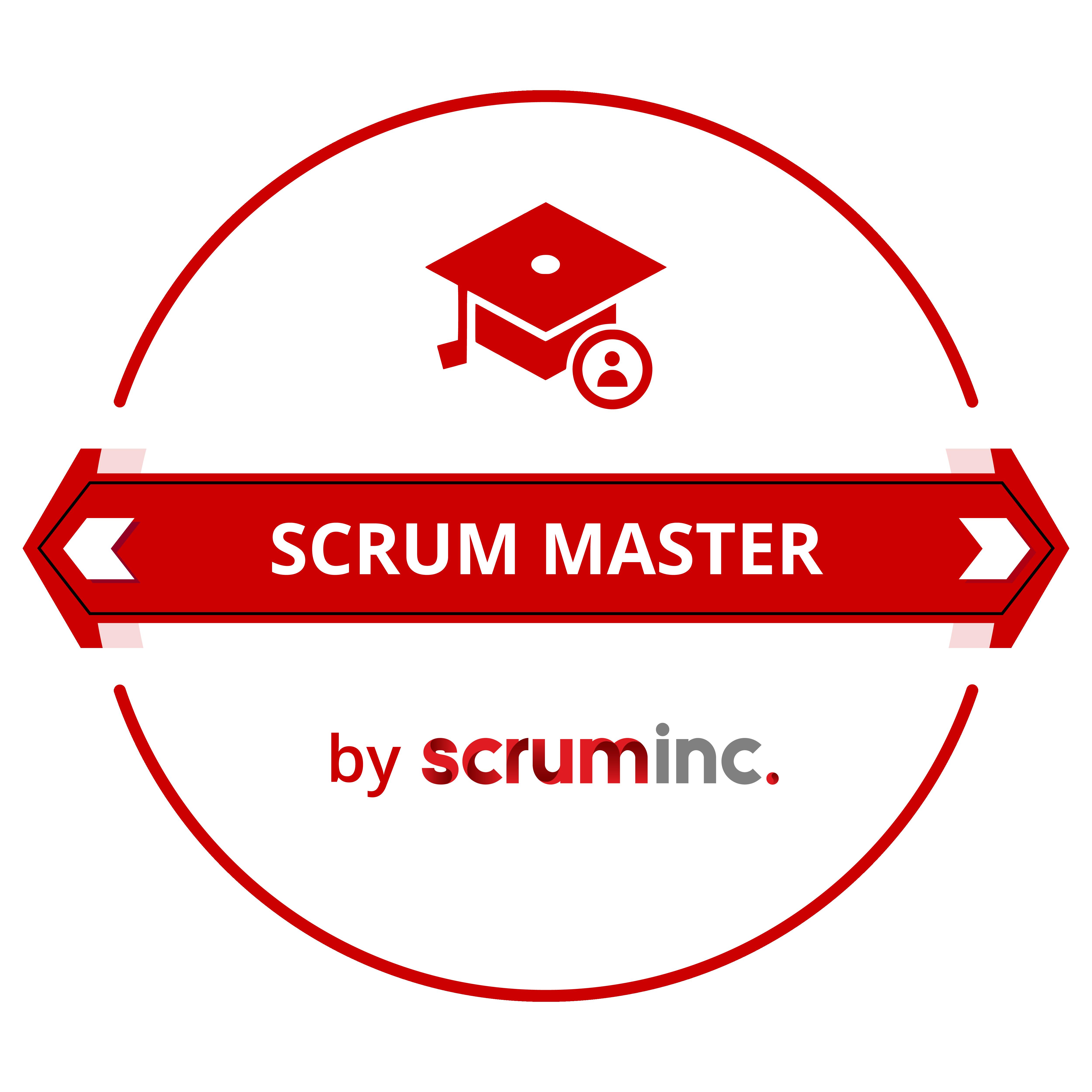 Scrum Master by Scrum Inc.