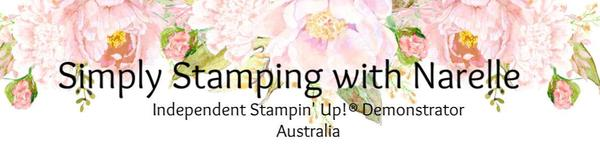 Stamping with Narelle
