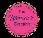 The woman's Coach Logo