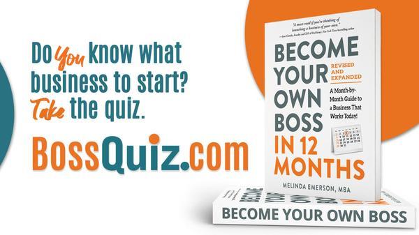 Take the Boss Quiz