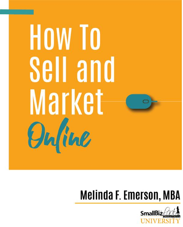 How to Sell and Market Online Course