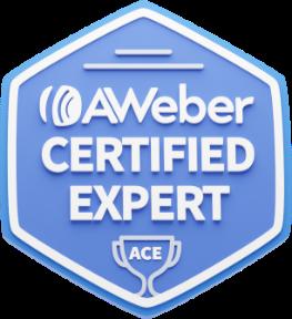 Member of the AWeber Certified Expert program