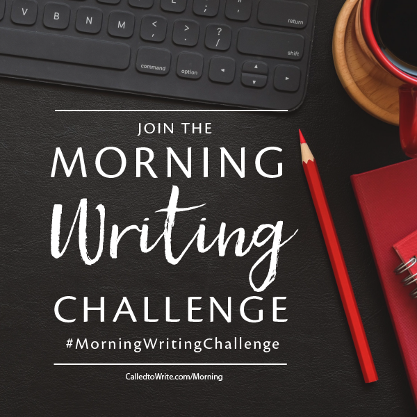 Morning Writing Challenge