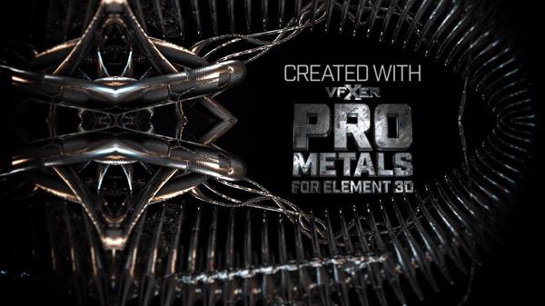 vfxer metals pack