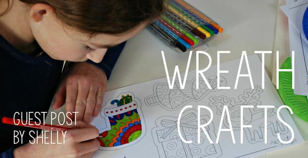 Guest Post - Wreath Crafts